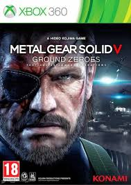 Metal Gear Solid 5 Ground Zeroes RGH Español Xbox 360 1.5gb[Mega+]