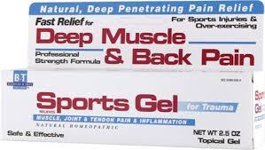 Boericke & Tafel <b>Sports Gel</b> -- 2.5 oz - Vitacost