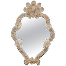 table mirror: venetian art deco era dressing table mirror from a unique collection of antique and modern