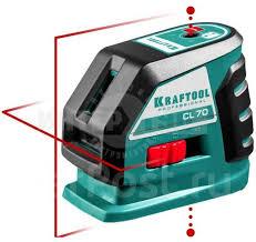 <b>Нивелир</b> лазерный линейный <b>cl</b>-<b>70</b>-<b>4</b> 20м / 70м (детектор ...