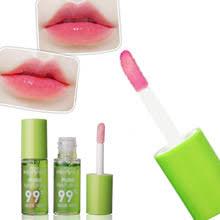 Натуральный блеск для губ с алоэ вера, меняющая цвет <b>жидкая</b> ...