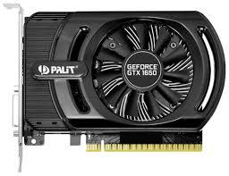 <b>Видеокарта Palit GeForce GTX</b> 1650 148... — купить по выгодной ...
