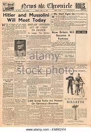 「1934 hitler and Mussolini met in venis」の画像検索結果