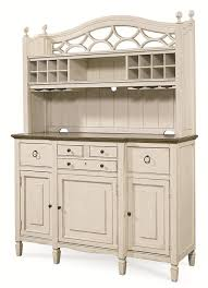 Dining Room Corner Hutch Cabinet Buffet And Bar Hutch With Wine Storage By Universal Wolf Furniture