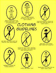 christian of dress code clipart clipart kid dress code