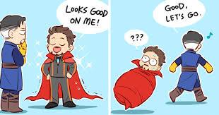 16 <b>Cutest Avengers</b> Comics That Will Make You Feel Better After ...