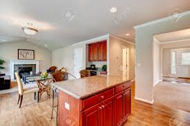 dining set room tropical kitchen room with bright cherry wood cabinets dining area with tropica
