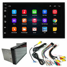 """<b>Double 2Din Android 10</b> 7"""" 1080P Car pLAYER Stereo Radio GPS ..."""