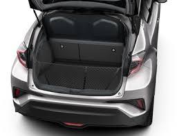 <b>Сетка в багажник</b> (<b>вертикальная</b>) — Toyota C-HR, 1.2 л., 2017 ...
