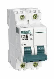 Автоматические выключатели ВА-101 - Продукция DEKraft