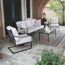 black metal outdoor furniture traditional black outdoor furniture