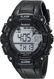 Armitron Sport Men's 408209BLK Digital Watch ... - Amazon.com