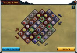 Treasure Trails/Guide/<b>Celtic knots</b> - The RuneScape Wiki
