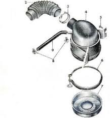 willys jeep parts diagrams illustrations from midwest jeep willys air cleaner f 134 cj3b cj5