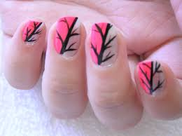 Image result for nail polish designs easy at home