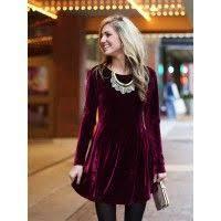 Lap of <b>Luxury</b> Velvet Dress | <b>Burgundy</b> | Fashion || | Dresses, Winter ...