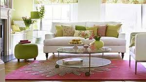 Pink Living Room Furniture Pink And Green Living Room Ideas Beautiful Pink Decoration