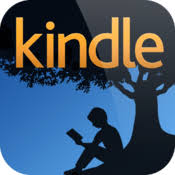 Icono de la aplicación Kindle para móviles