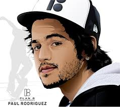 Paul Rodriguez Plan B Skateboards by JTSubconscious8 - paul_rodriguez_plan_b_skateboards_by_jtsubconscious8-d4n33b7