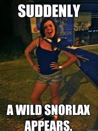 Suddenly A Wild Snorlax Appears. - Misc - quickmeme via Relatably.com