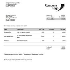 blank service invoice creator templates template bu sanusmentis advance invoice delivery pdf builder