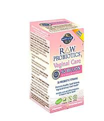 <b>Garden of Life RAW Probiotics</b>™ <b>Vaginal Care</b> -- 50 billion - 30 ...