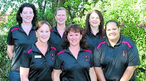 fight for funds no guarantee for family violence prevention the future not be so bright for binaal billa pictured are staff