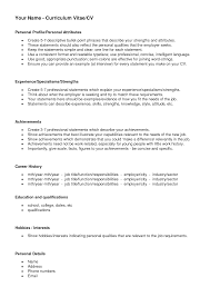 how to write a good cv in cover letter templates how to write a good cv in examples of good and bad cvs cv plaza