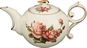 """<b>Чайник</b> заварочный <b>Lefard</b> """"<b>Корейская</b> роза"""", 300 мл"""