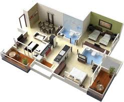 Home  Top Simple House Designs And Floor Plans Design Unique Home        Bedroom Position In Home Design Plans D  Top Simple House Designs And Floor