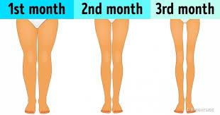 3 Minutes Before Sleep: Simple Exercises to <b>Slim</b> Down Your <b>Legs</b>