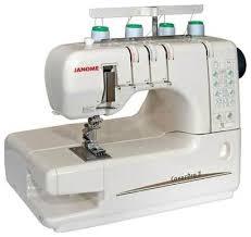 Купить <b>Оверлок Janome Cover Pro</b> 2 (распошивальная машина ...