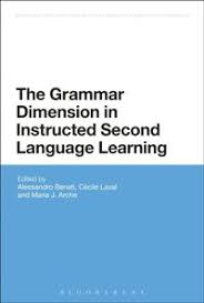 Grammar Dimension in Instructed Second Language Learning ...