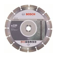 <b>Алмазный диск</b> Standard for Concrete <b>Bosch</b> 2608602200: цена ...