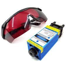 <b>Alfawise High-quality Blue</b> Laser Engraving Machine DIY Module wit ...