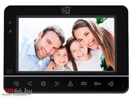 <b>Видеодомофон Space Technology ST-M100/7</b> (S) Black купить в ...