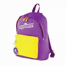 <b>Рюкзак ЮНЛАНДИЯ</b> с брелоком, универсальный, фиолетовый ...