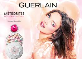 <b>Guerlain Meteorites Blossom</b> Spring Makeup Look - Escentual's ...