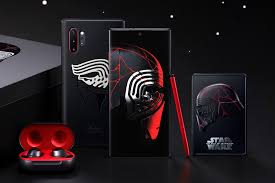 Samsung intros cool-looking Galaxy Note 10+ Star Wars Edition ...