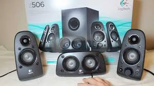 logitech z506 51 surround sound speakers review youtube amazoncom logitech z906 surround sound speakers