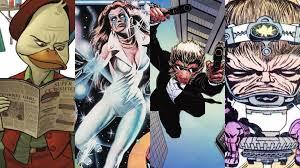 Marvel's Bringing MODOK, Tigra, Dazzler, and <b>Hit</b>-<b>Monkey</b> To TV