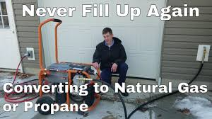 How To Convert Your Generator to Natural <b>Gas</b> or Propane - YouTube