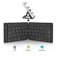 Sounwill Foldable Keyboard, Wireless Portable ... - Amazon.com