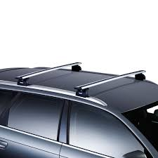 <b>Thule</b> Roof Racks Guide covering <b>Toyota</b> car models