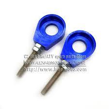 110cc 125cc 140cc <b>Aluminum</b> Chain Tensioner Adjuster Dirt <b>Bike</b> Pit ...