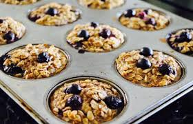 21 Day Fix Baked Oatmeal Cups - Adventures of a Shrinking Princess