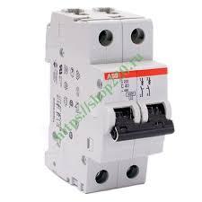 Купить <b>Автоматический выключатель</b> ABB 2-полюсный <b>S202</b> C40 ...