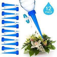 <b>Plant</b> Self <b>Watering Adjustable</b> Stakes System 12pcs/set Vacation ...