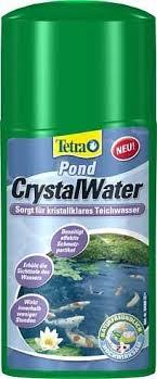 Средство <b>Tetra Pond Crystal</b> Water для очистки прудовой воды от ...