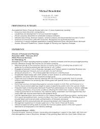 sample resume for financial analyst  socialsci comining resume sample mining resume sample